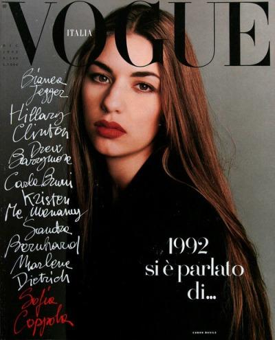 01_Sofia_Coppola_Steven_Meisel_Vogue_Italia_December_1992