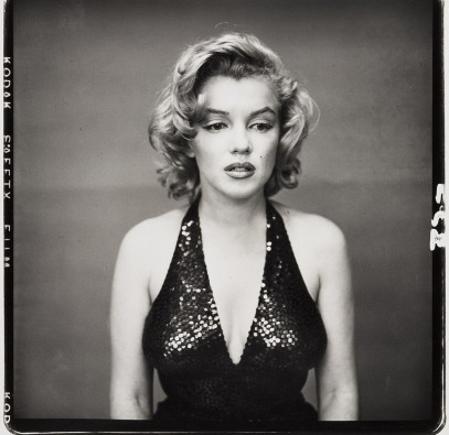 Marilyn Monroe, actress, New York (mayo 1957), Richard Avedon