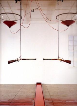 Dreaming Stones (2006), Rebecca Horn