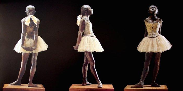 Pequeña bailarina de catorce años